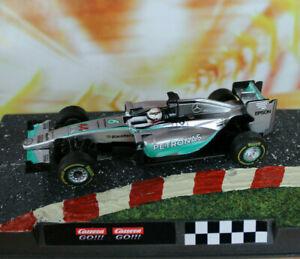 Carrera-GO-64060-Mercedes-F1-W06-Hybrid-034-L-Hamilton-No-44-034-1-43-Slotcar-Neu-1-43