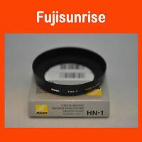 Original Nuevo Nikon HN-1 Parasol de rosca para objetivos Nikkor AF 24mm f/2.8 D