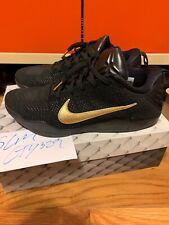 96cf0560c245 item 2 Used Nike Kobe XI 11 Elite Low FTB Fade To Black Mamba Day  869459-001 SZ 10.5 -Used Nike Kobe XI 11 Elite Low FTB Fade To Black Mamba  Day 869459-001 ...
