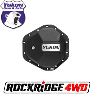 """YHCC-GM14T-S YUKON NODULAR IRON DIFFERENTIAL COVER FOR GM 14T WITH 3//8/"""" BOLTS"""