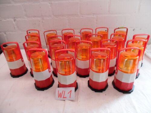 1x ceag bl 3.1 warn lámpara 6v//24w luz de advertencia intermitente ex ejército alemán wl1
