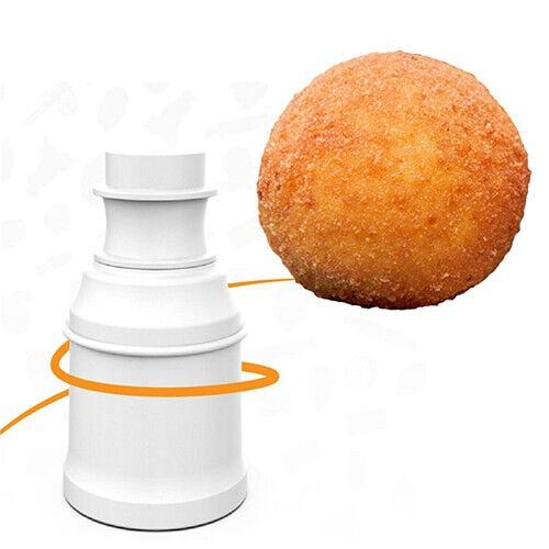 Arancini Maker Mold 160 Grams Rice Maker Homemade Stuffed Meat Point Round Ball