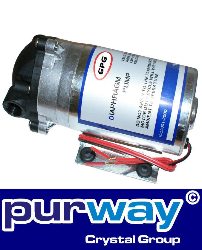 Pumpe Pumpe Pumpe 400   500 GPD für Osmoseanlagen 19318a