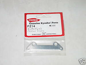 Vintage-Kyosho-FZ14-Center-Plate-SUPERTEN-OOP-FREE-SHIPPING