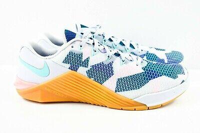 Renunciar vestido Cambiable  Nike Metcon 5 Mens Size 10 Cross Training Shoes AQ1189 036 Multicolor   eBay
