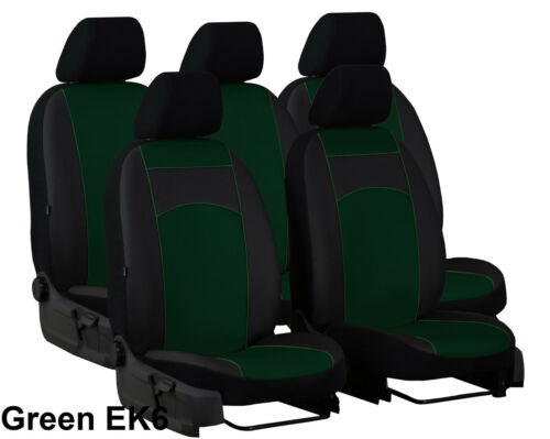 MERCEDES VITO 5 SEATS 2010 ECO LEATHER TAILORED SEAT COVERS MADE TO MEASURE