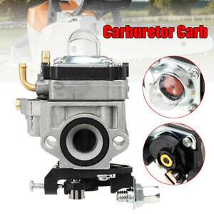 11mm Carburateur Carb 22cc 26cc 33cc 34cc 36cc Tondeuse à gazon Débroussailleuse