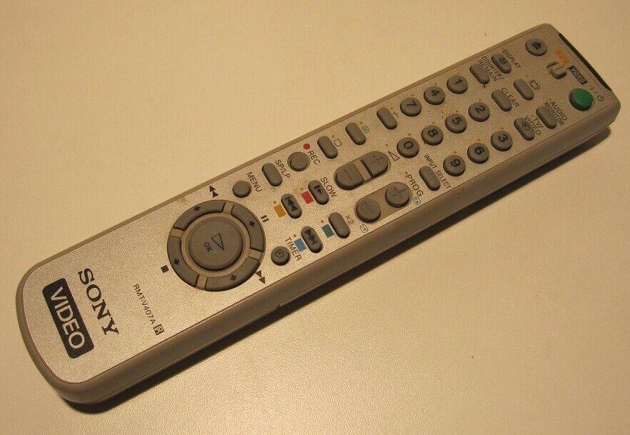 VHS videomaskine, Sony, SLV-SE727