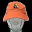 Suttons-Sportswear-Scottsdale-Arizona-Baseball-Cap-Hat-Orange-OSFM-Strap-Back thumbnail 1