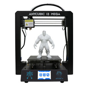 ANYCUBIC-3D-Printer-NEWEST-UPGRADE-i3-Mega-DIY-Large-Printing-Size-210x210x205mm