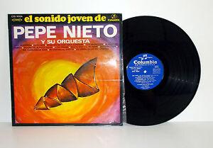 PEPE NIETO Y SU ORQUESTA, El sonido joven de Pepe Nieto LP España 1968 VG++/VG++ - España - PEPE NIETO Y SU ORQUESTA, El sonido joven de Pepe Nieto LP España 1968 VG++/VG++ - España