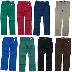 Mens aeropostale bootcut jeans pants