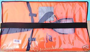 PACK-6-Gilet-de-sauvetage-brassiere-100N-taille-L-XL-70kg-et-Plastimo