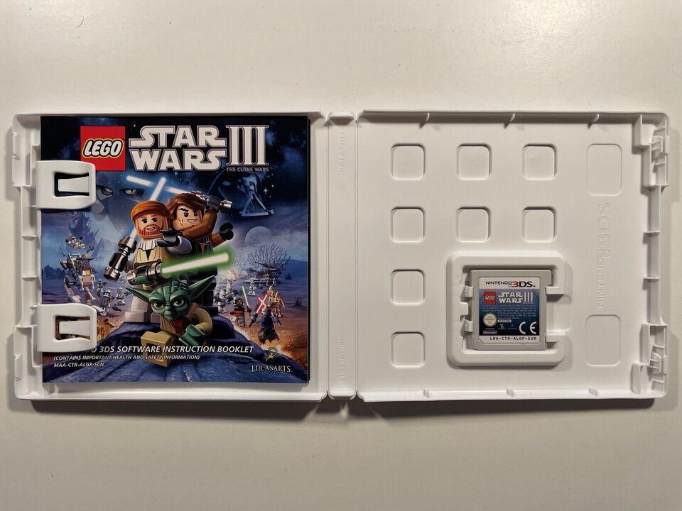 Lego Star Wars 3, Nintendo 3DS