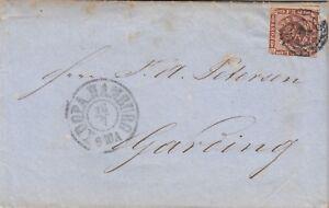 Daenemark-Brief-ueber-Hamburg-nach-Garding-Nordfriesland-1861