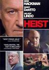 Heist 0085392132126 With Gene Hackman DVD Region 1