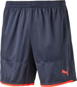 Puma It Evotrg Junior Shorts-bleu-afficher Le Titre D'origine