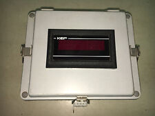 KEP INT62XXX15X ELECTRONIC COUNTER SEE PICS IN HOFFMAN NEMA 3R ENCLOSURE #D3