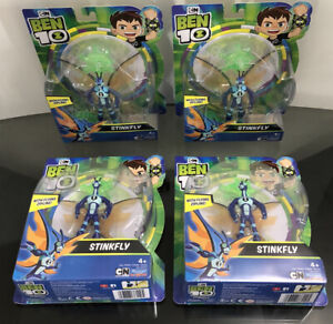MULTI-LISTING Playmates Toys Cartoon Network NEW Ben 10 Action Figures Sealed