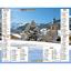 Calendrier-2021-La-Poste-Almanachs-PTT-35-References-Divers-Animaux-Paysages miniature 32