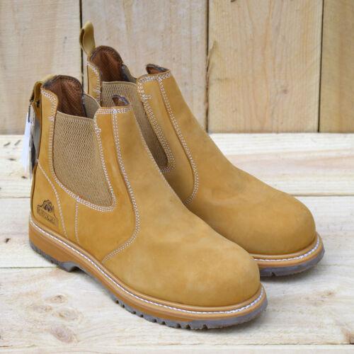 Mens Groundwork Leather Chelsea Dealer