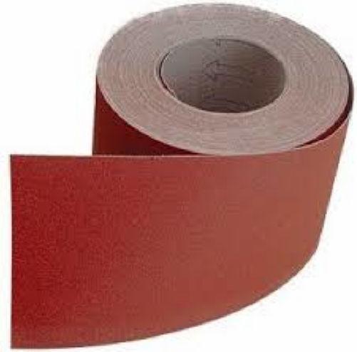 50mtr Sait Abrasives Sandpaper Aluminium Oxide Roll Abrasive Paper P120