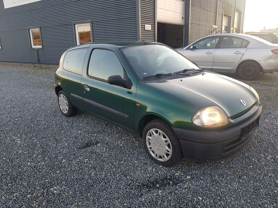 Renault Clio II, 1,2 RN, Benzin