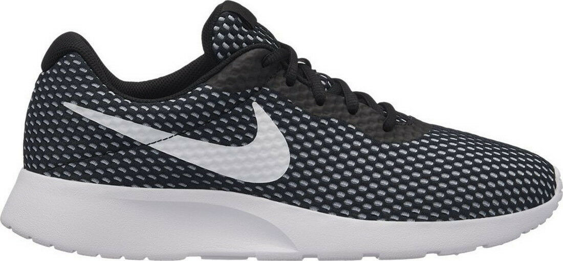 Scarpe sportive uomo/donna Nike Tanjun SE 844887-012 Nero-Bianco mesh