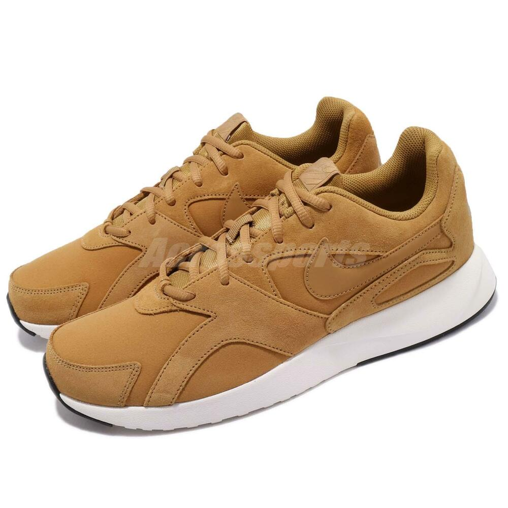 Nike Pantheos SE Wheat Metallic Gold Sail homme fonctionnement Casual chaussures AA2162-700