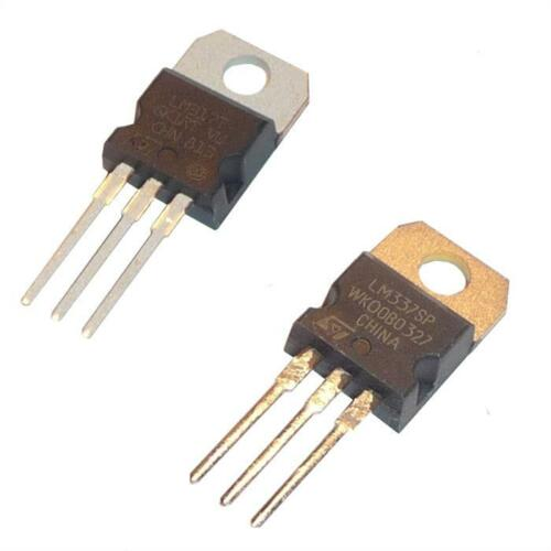 +37 V 1,5 a; To-220 +37 V /& Lm337t Regulador De Voltaje Lm317t 1,2.. 1,2..