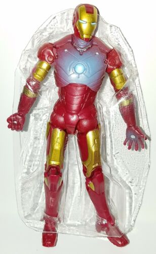 "Marvel Universe IRON MAN MARK III 3 3.75/"" Figure Hall of Armor Walmart Exclusive"