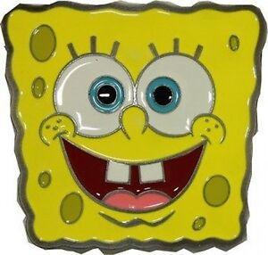 Offiziell Spongebob Quadrat Hose Gürtelschnalle! Cool! Nwt