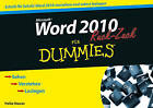 Word 2010 Fur Dummies Ruck-Zuck by Heike Nowas (Paperback, 2011)