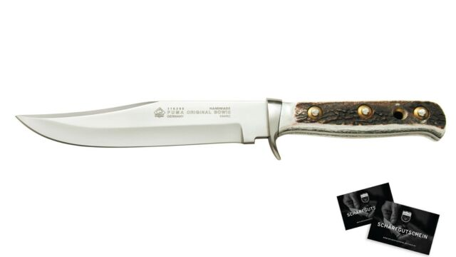 Puma Bowie Couteau de Chasse | Achetez sur eBay