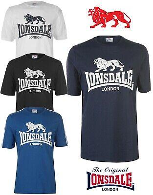Cerca Voli Tee Shirt Lonsdale Homme Sport Col Rond Grand Logo Du S Au Xxxl