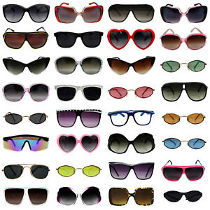 5d804a75b4 Bulk Wholesale Sunglasses Lot of 10 to 150 Pairs Assorted Styles Men ...