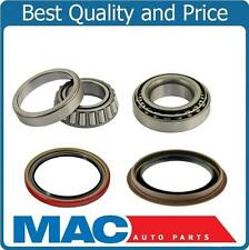 Inner & Outer Wheel Bearing Kit & Seal A34 A6 Fits For 82-03 S10 RWD Only Front