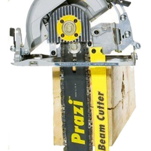 Wood Beam Cutter Worm Drive Saw Foot Plate Log Carpenter Tool Vertical Blade New