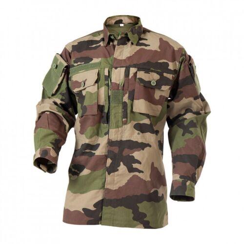 Ares Pr Francia Armee Ripstop Camouflage Camicia Centro Europa Questo Lotta 5x16qHw