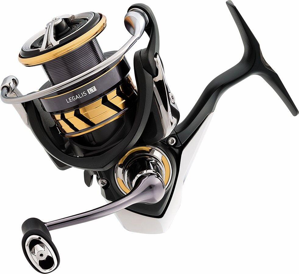 NUOVO Daiwa Legalis LT Light & duro spinning pesca Pesca Mulinelli