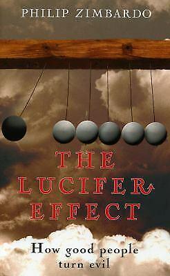 The Lucifer Effect Hardcover Philip Zimbardo