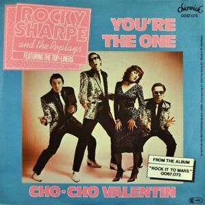 7-034-ROCKY-SHARPE-AND-THE-REPLAYS-You-039-re-The-One-CV-PETULA-CLARK-Doo-Wop-CHISWICK