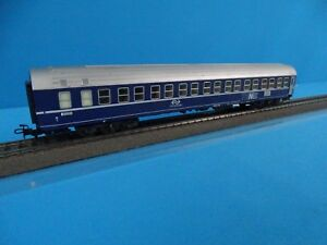 Marklin-4151-NS-D-Zug-Sleeping-car-Blue