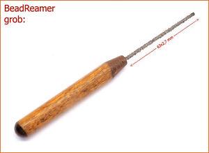 NEU-BeadReamer-GROB-wie-im-Reinigungs-Set-fuer-Perlenloecher