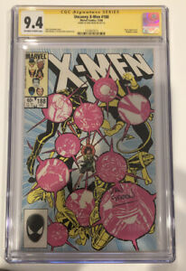 Uncanny-X-Men-188-CGC-9-4-SS-Chris-Claremont-1984-John-Romita-Jr