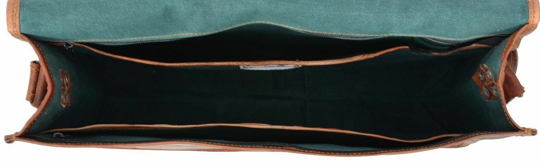 Herren Leder Messenger Bag Bag Bag Schulter Business Aktentasche Laptoptaschen Handmade  | Reichlich Und Pünktliche Lieferung  eba273