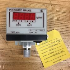Nks Digital Pressure Gauge 0 3 Kgfcm2
