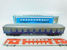 AW659-0,5# Märklin H0/AC 4051 Blech-Personenwagen DB Schlusslicht, s.g.+OVP