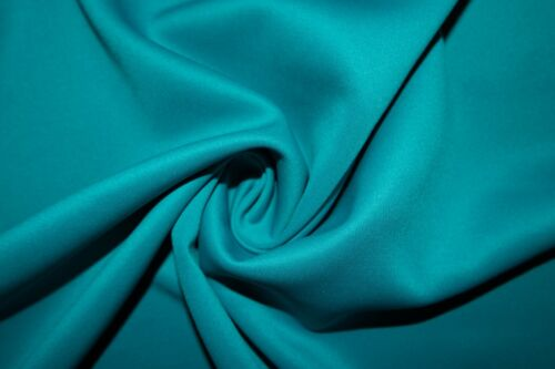 Jade #51 Scuba Techno Double Knit Fabric Stretch Polyester BTY