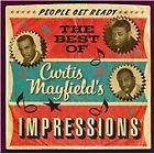 Curtis Mayfield - People Get Ready (The Best of with the Impressions, 1961-1968, 2013)